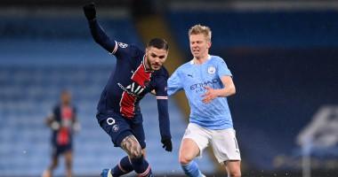 Манчестер Сити - ПСЖ 2:0 видео голов и обзор полуфинала Лиги чемпионов