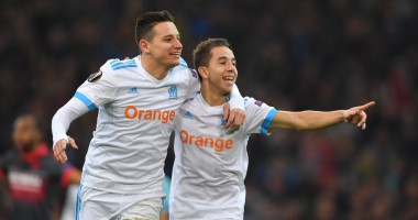 Марсель - Брага 3:0 видео голов и обзор матча Лиги Европы