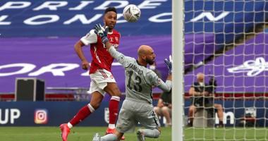 Арсенал - Челси 2:1 видео голов и обзор матча финала Кубка Англии