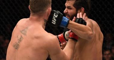 Масвидаль - Тилл: видео боя и нокаут на UFC Fight Night 147