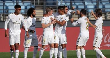 Алавес - Реал: видео голов и обзор матча Примеры