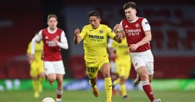 Арсенал - Вильярреал 0:0 видеообзор полуфинала Лиги Европы