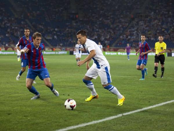 Евгений Коноплянка отметился голом в первом матче сезона