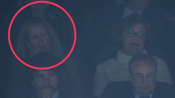 Прокурор с президентом Реала