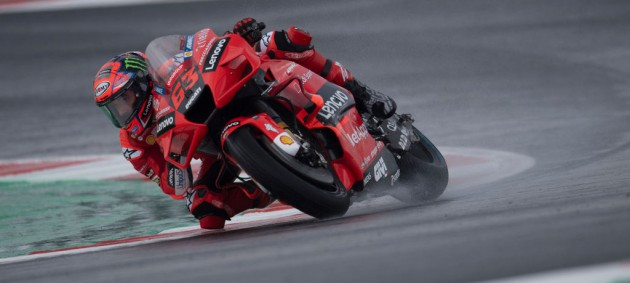 Баньяйя выиграл второй этап MotoGP подряд