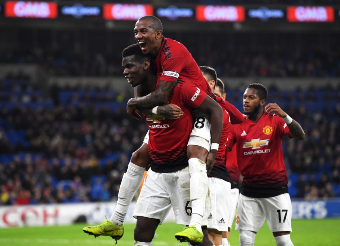 Манчестер Юнайтед выиграл у Кардиффа