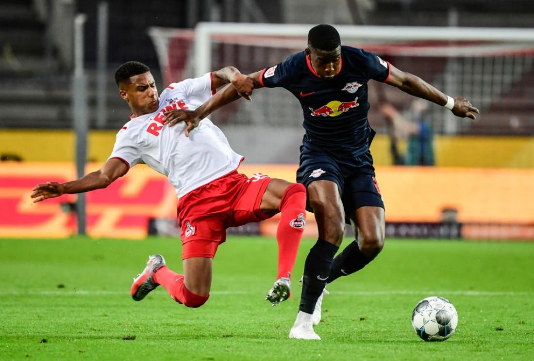 Кельн - Лейпциг: видео голов и обзор матча