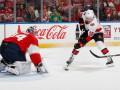 НХЛ: Ванкувер проиграл Рейнджерсу, Каролина выиграла в Чикаго в ОТ