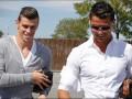 Зидан: Реал не будет продавать Роналду и Бэйла