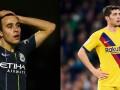 Манчестер Сити может обменяться игроками с Барселоной