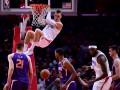 Данк Рида через Леня – среди лучших моментов дня в НБА