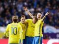 Швеция неожиданно переиграла Францию