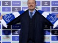 Бенитес стал главным тренером Эвертона