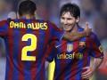 Защитник Барселоны: Я больше всех создал голов для Месси