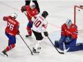 Норвегия - Швейцария 0:3 Видео шайб и обзор матча ЧМ по хоккею