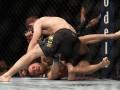 Нурмагомедов задушил Макгрегора в 4 раунде боя