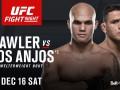 UFC on Fox 26: видео онлайн трансляция турнира