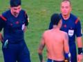 Брезгливый: Арбитр отказался от футболки Неймара после матча