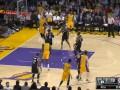 Лучший момент дня в НБА: Шикарный розыгрыш от игроков Лейкерс