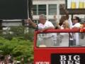 Улицы счастья. Чемпионский парад Майами Хит