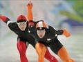 Голландский конькобежец выигрывает золото Ванкувера-2010