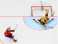 Германия – Норвегия 4:5 Б видео шайб и обзор матча ЧМ-2018 по хоккею