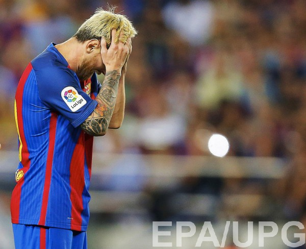 Игроки «Барселоны» сыграли матч против паралимпийской сборной Испании