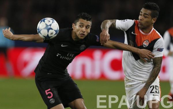 Барселона договорилась с Маркиньосом