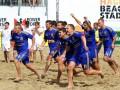 Сборная Украины прорвалась в элиту пляжного футбола