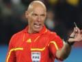 Один из лучших арбитров мира наказан ссылкой в третий дивизион страны