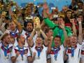 Сладкий вкус чемпионства: Лучшие фото финала чемпионата мира в Бразилии
