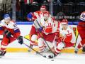 Чехия – Россия 4:3 ОТ видео шайб и обзор матча ЧМ-2018 по хоккею