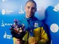 Милота дня: Чемпион Европейских игр привез новорожденному сыну золотую медаль
