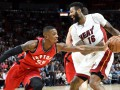 НБА: Майами вырвал победу у Торонто, Оклахома проиграла Портленду