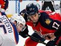 Эдмонтон и Флорида стали первыми клубами в НХЛ, реализовавшими буллиты в одной игре
