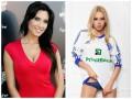 Украина - Испания: Чьи девушки и жены красивее?