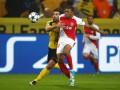 Монако обыграл Боруссию в Лиге чемпионов