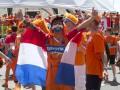 За время Евро-2012 Украину посетило почти 2 млн болельщиков, которые потратили миллиард долларов