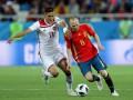 ЧМ-2018: Испания вырвала ничью у Марокко в результативном матче