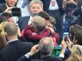 Фергюсон поздравил Роналду с победой на Евро-2016