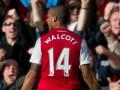 Уолкотт опроверг слухи о желании покинуть Арсенал