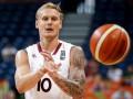 Один из лидеров сборной Латвии пропустит встречу с Украиной