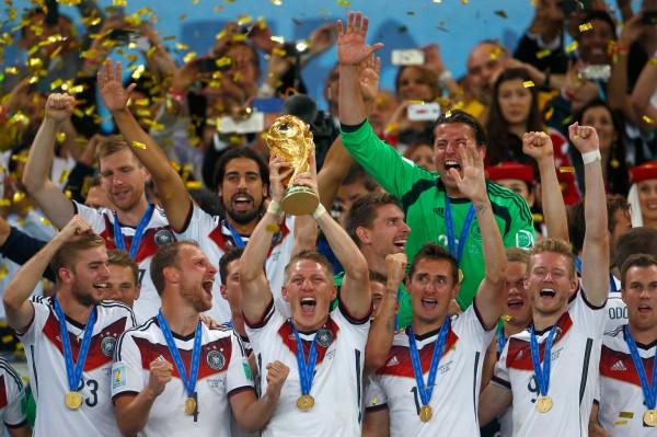 Германия - Аргентина. Финал ЧМ-2014