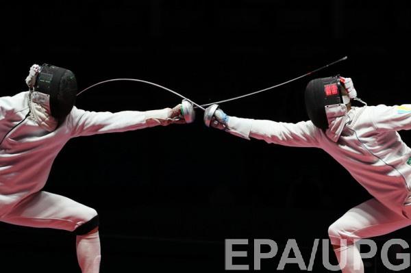 Шпажисты два укола не дотянули до медали: Дневник Олимпиады в Рио