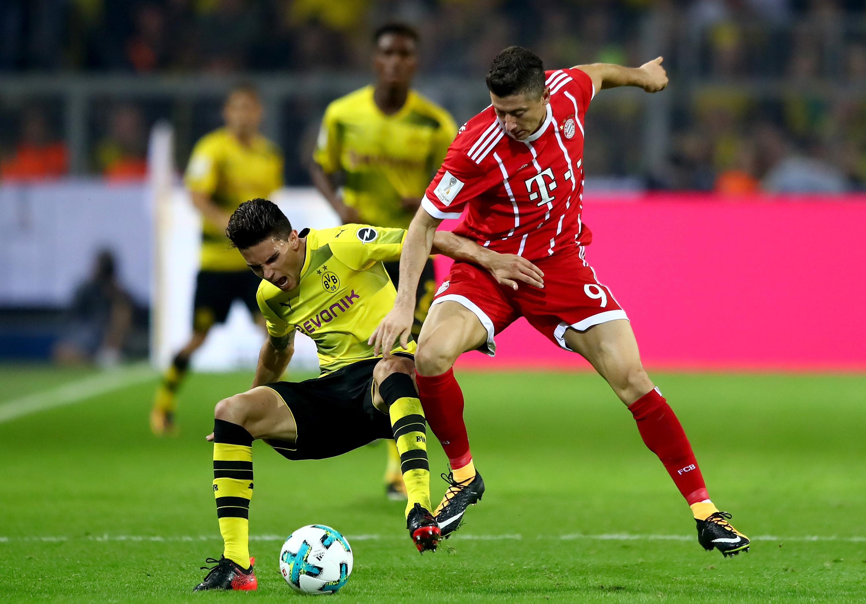 Футбол. Ставки на матч Вердер — Бавария. Ставки на футбол на 17 Октября 2015