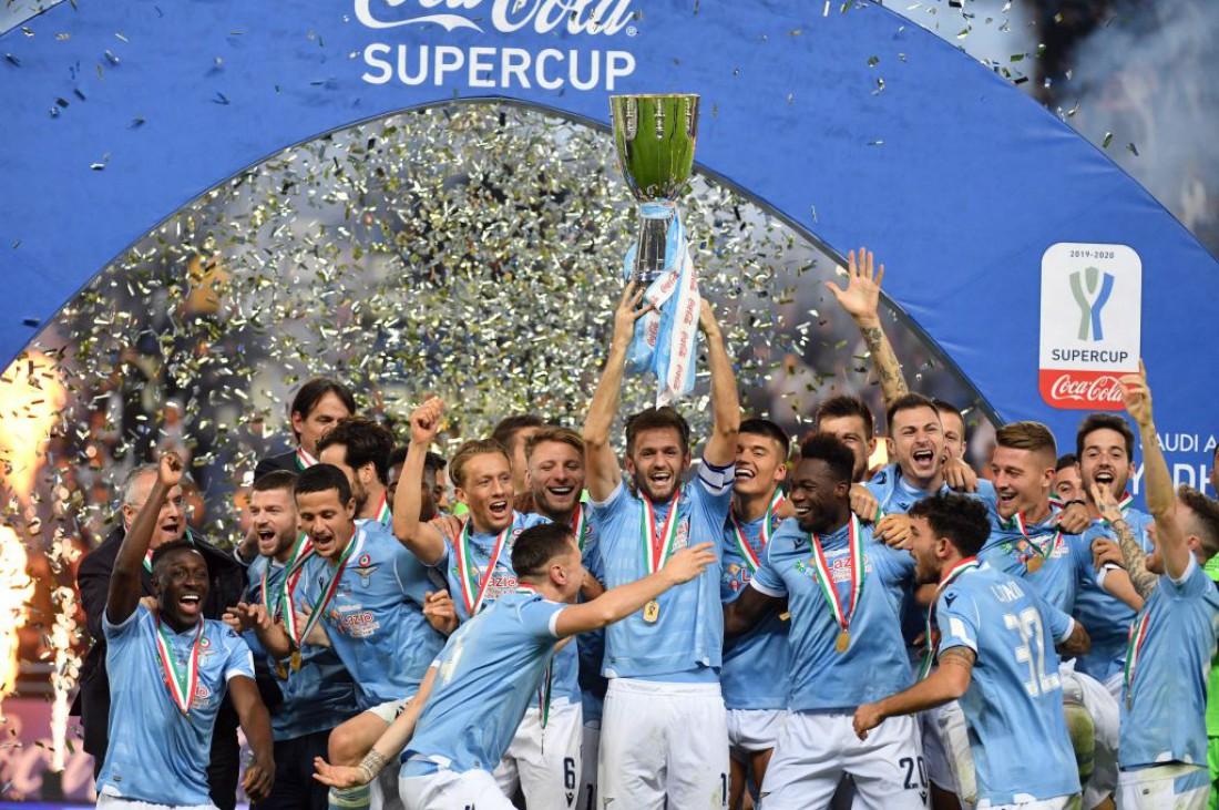 Ювентус - Лацио: видео голов и обзор матча