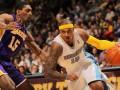 NBA. Денвер останавливает победную поступь Чемпионов