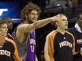 NBA: Солнечные дни в Техасе