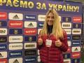 Олимпийская чемпионка Ольга Харлан стала амбасадором сборной Украины