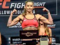 Единственная украинка в UFC проведет следующий бой в январе
